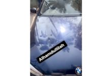 Photo of Siraj Posts Video Of Driving A BMW In Hyderabad