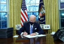 Photo of Biden Signs Executive Orders To Expand Food Stamps, Up Federal Pay