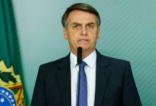 Photo of Bolsonaro Says 'Dhanyavaad' To Modi For Vaccine Exports