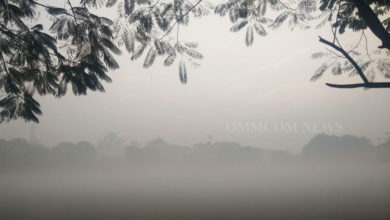 Photo of Dense Fog Engulfs Bhubaneswar, Paradip