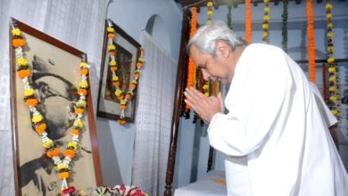 Photo of Odisha Pays Tributes To Netaji, Veer Surendra Sai