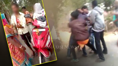 Photo of Villagers Abuse, Beat College-Going Couple On Road, Even Spare Not Kin, FIR Lodged