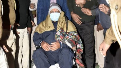Photo of Lalu Prasad Shifted To AIIMS, New Delhi For Treatment