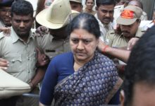 Photo of After Sasikala, Her Cellmate Also Tests Covid Positive