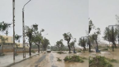 Photo of Tropical Storm Eloise Makes Landfall In Mozambique
