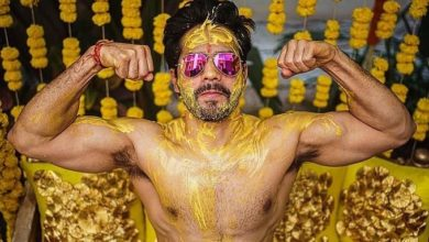 Photo of Varun Dhawan Shares Moments From Haldi Ceremony