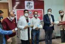 Photo of Innovators Come Up With 3D Masks, Touch-Free Devices In Raj