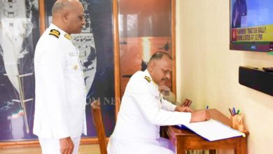 Photo of Commodore NP Pradeep Takes Over Command Of INS Chilika