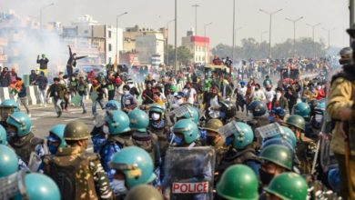 Photo of Violent Protesters Endangered Lives, Legal Action To Follow: Delhi Police