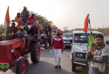 Photo of Tractor Rally Passes Off Peacefully In Gurugram