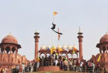 Photo of Punjabi Actor Summoned By NIA Posts Live Video From Red Fort Hoisting Pennant
