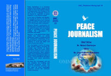 Photo of IIMC's Monograph On PEACE JOURNALISM Released On Republic Day