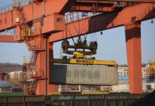 Photo of Israel's Largest Port Sets Record For Container Traffic In 2020