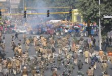 Photo of 22 FIRs Filed In Delhi Tractor Rally Violence; 86 Cops Injured