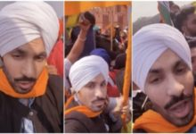 Photo of Deep Sidhu, Main Accused Of Delhi Violence, Goes Missing