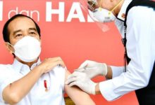 Photo of Indonesian Prez Receives 2nd Dose Of Covid Vaccine