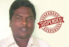Photo of Kalimela Tahsil Senior Clerk Suspended After Bribe Taking Video Goes Viral