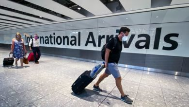Photo of UK To Impose Mandatory Hotel Quarantine On Arrivals From 'Red List' Nations